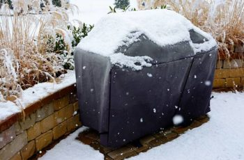 how to prepare gas grill for winter